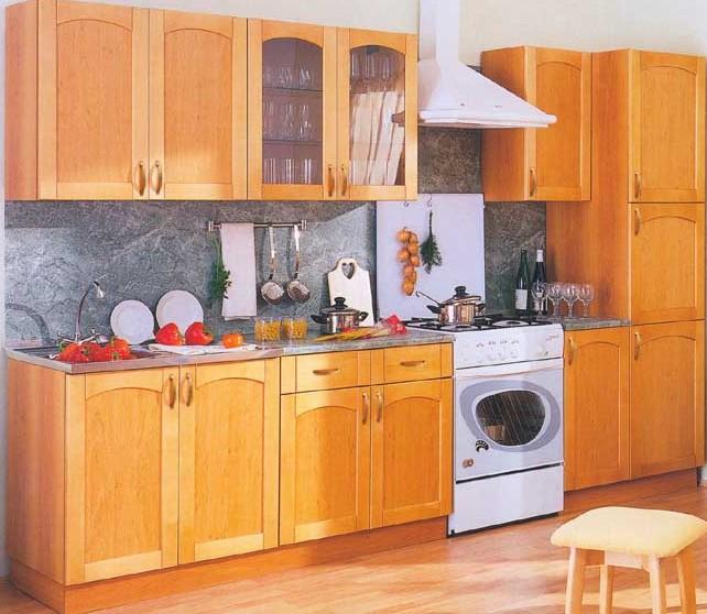 Кухонные пеналы своими руками